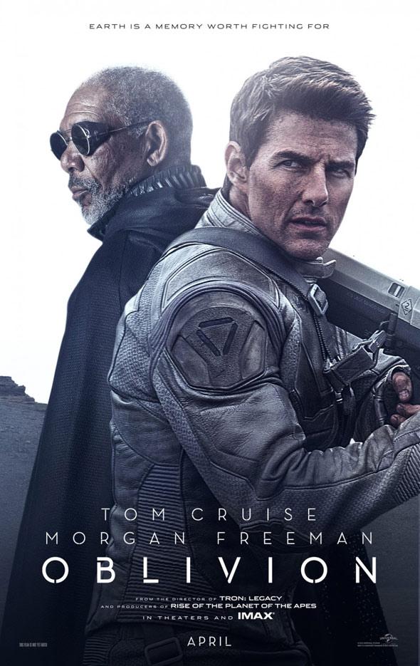 Oblivion Poster #3