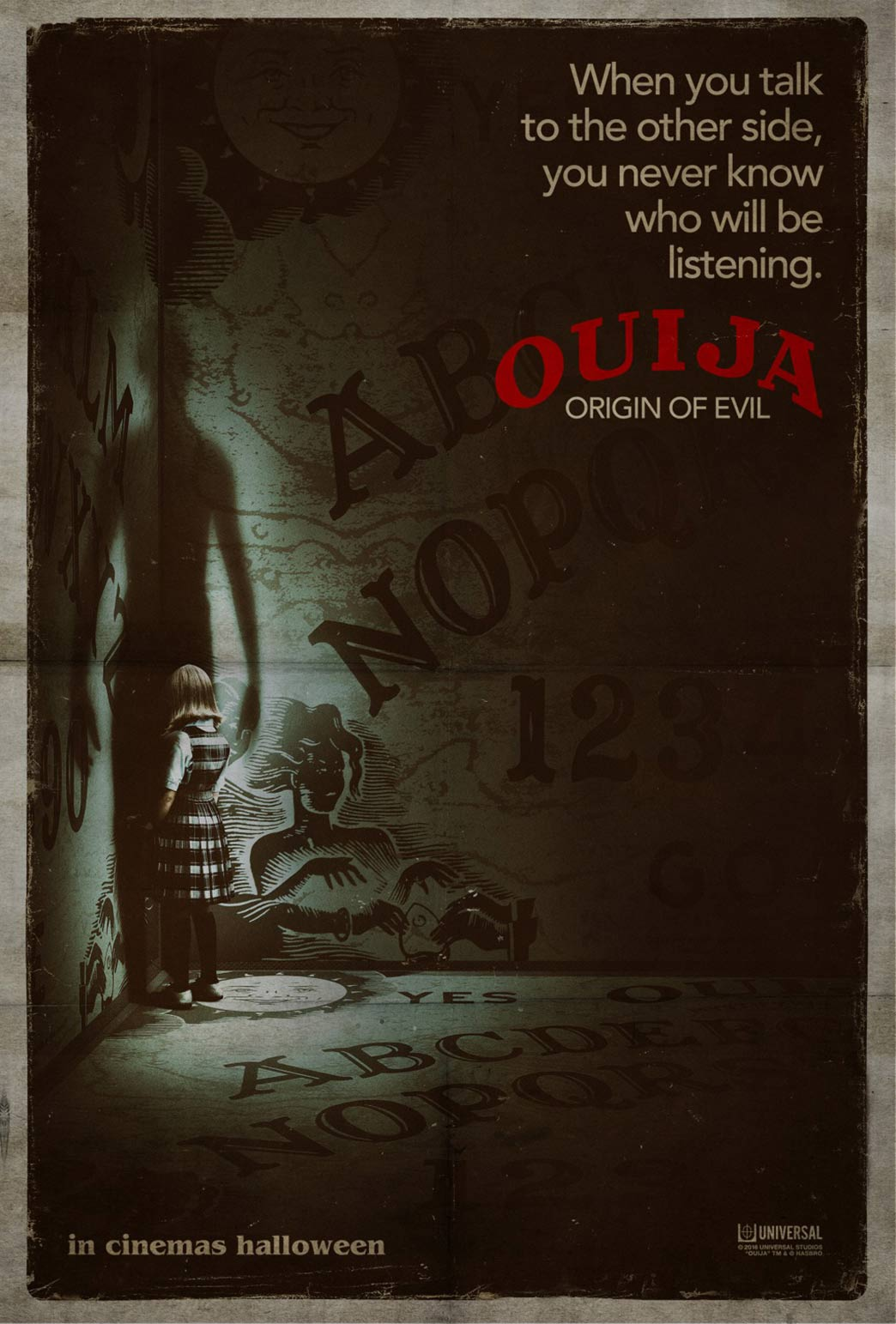Ouija: Origin of Evil Poster #2