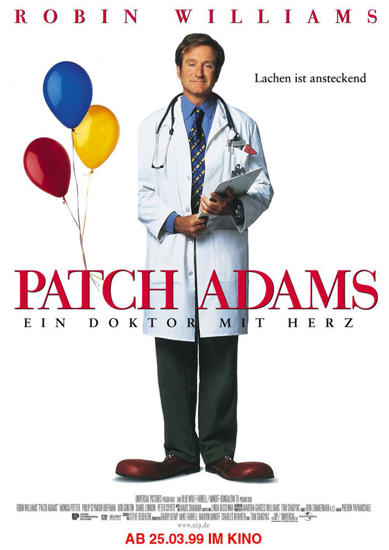 Patch Adams Poster #2