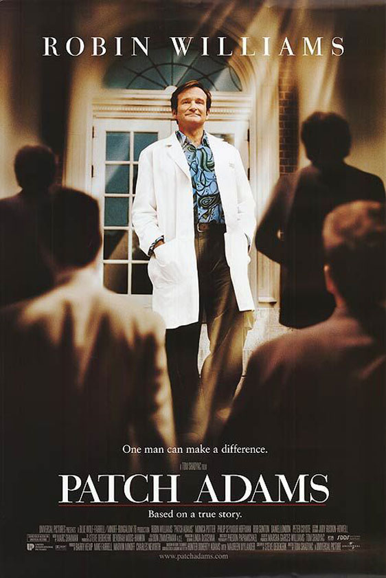 Patch Adams Poster #3