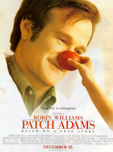 Patch Adams Poster #1