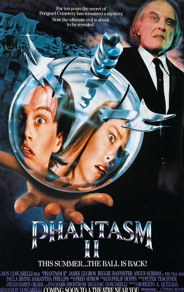 Phantasm II Poster #1