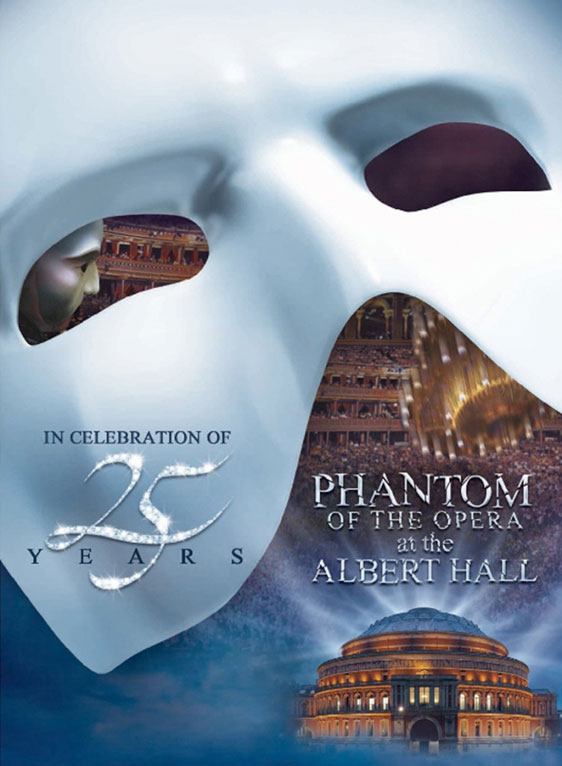 The Phantom of the Opera at the Royal Albert Hall Poster #1