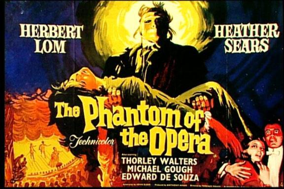 The Phantom of the Opera Poster #1