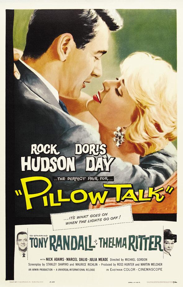 Pillow Talk Poster #1