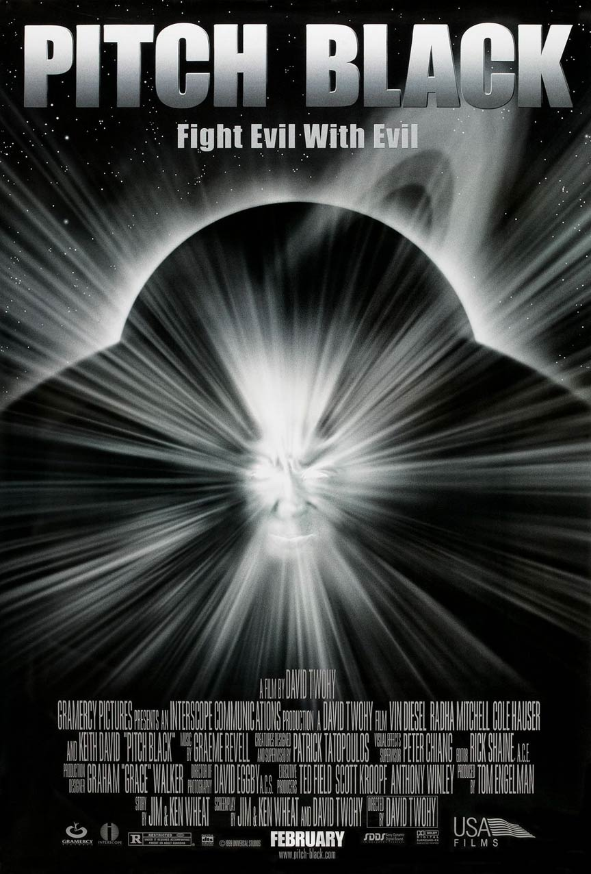 Pitch Black Poster #1