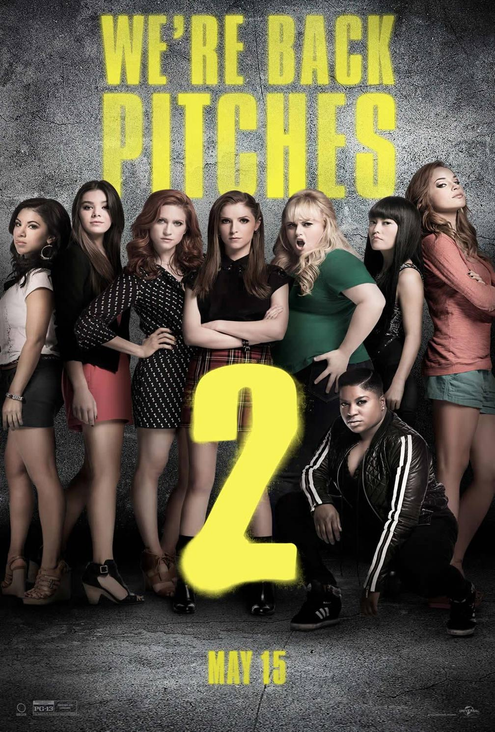 Pitch Perfect 2 Poster #2