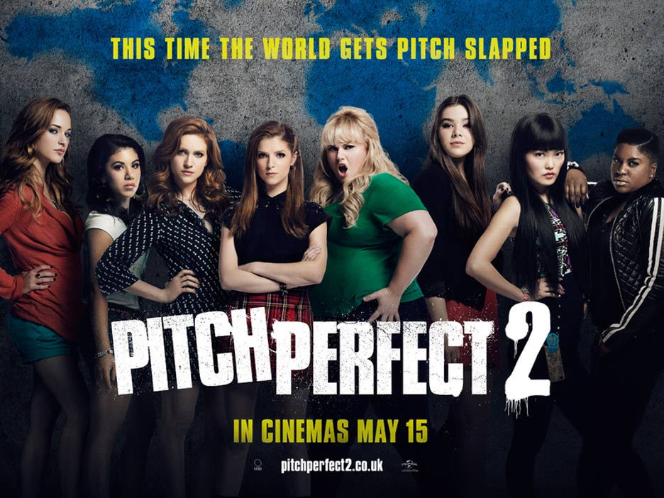 Pitch Perfect 2 Poster #3