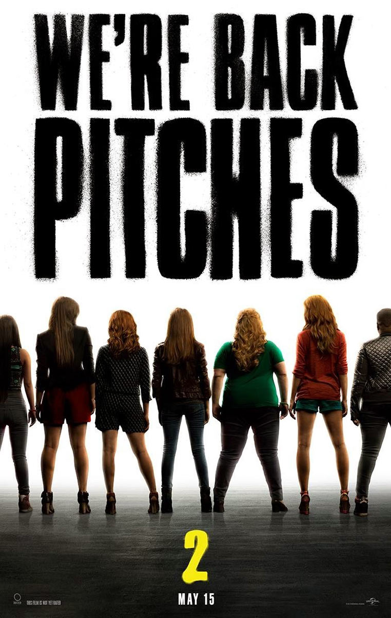 Pitch Perfect 2 Poster #1