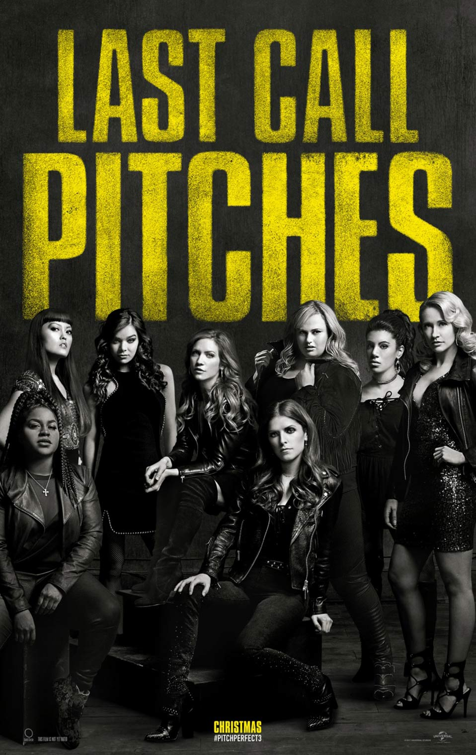 Pitch Perfect 3 Poster #1