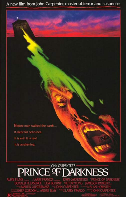 Prince of Darkness Poster #1