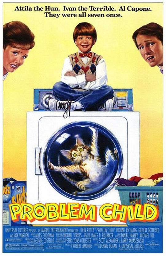 Problem Child Poster #1