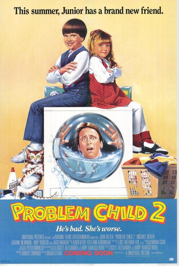 Problem Child 2 Poster #1