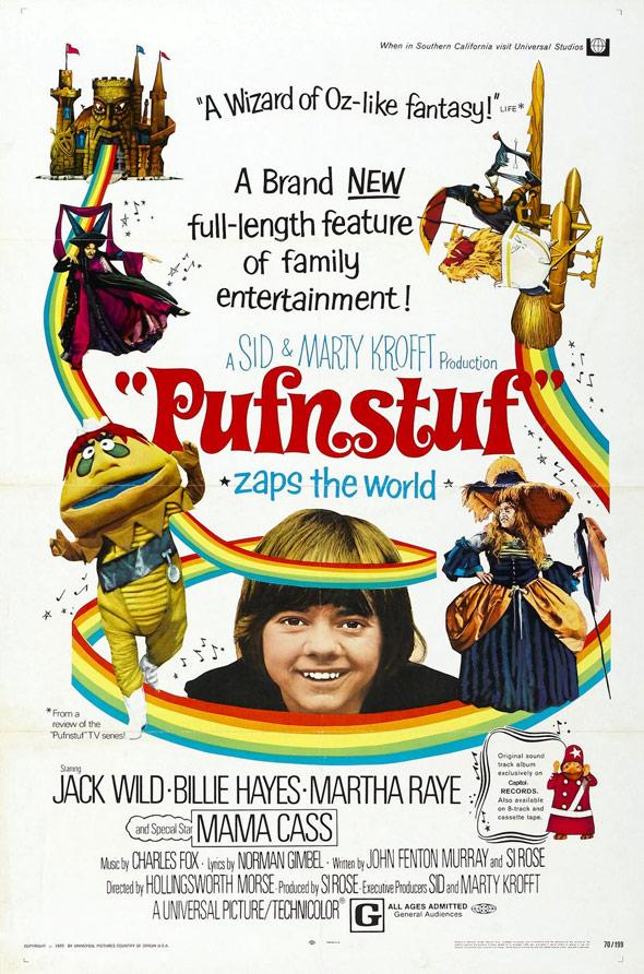 Pufnstuf Poster #1