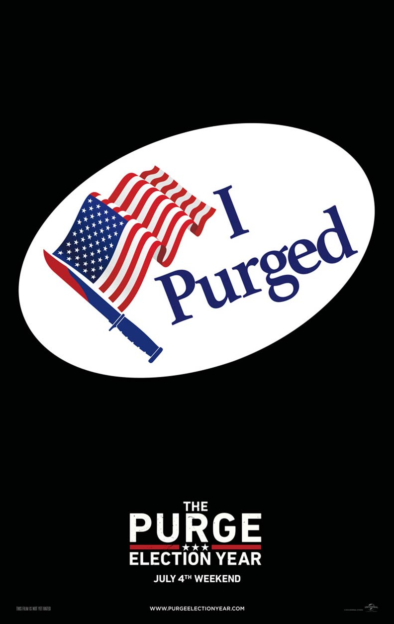 The Purge: Election Year Poster #1