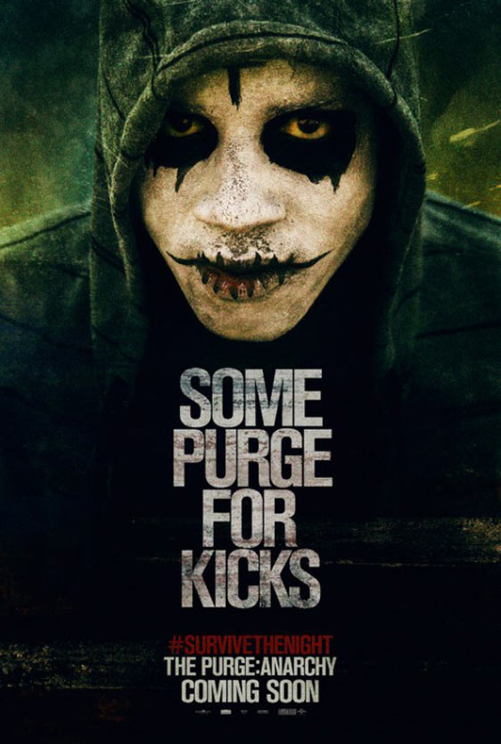 The Purge: Anarchy Poster #4
