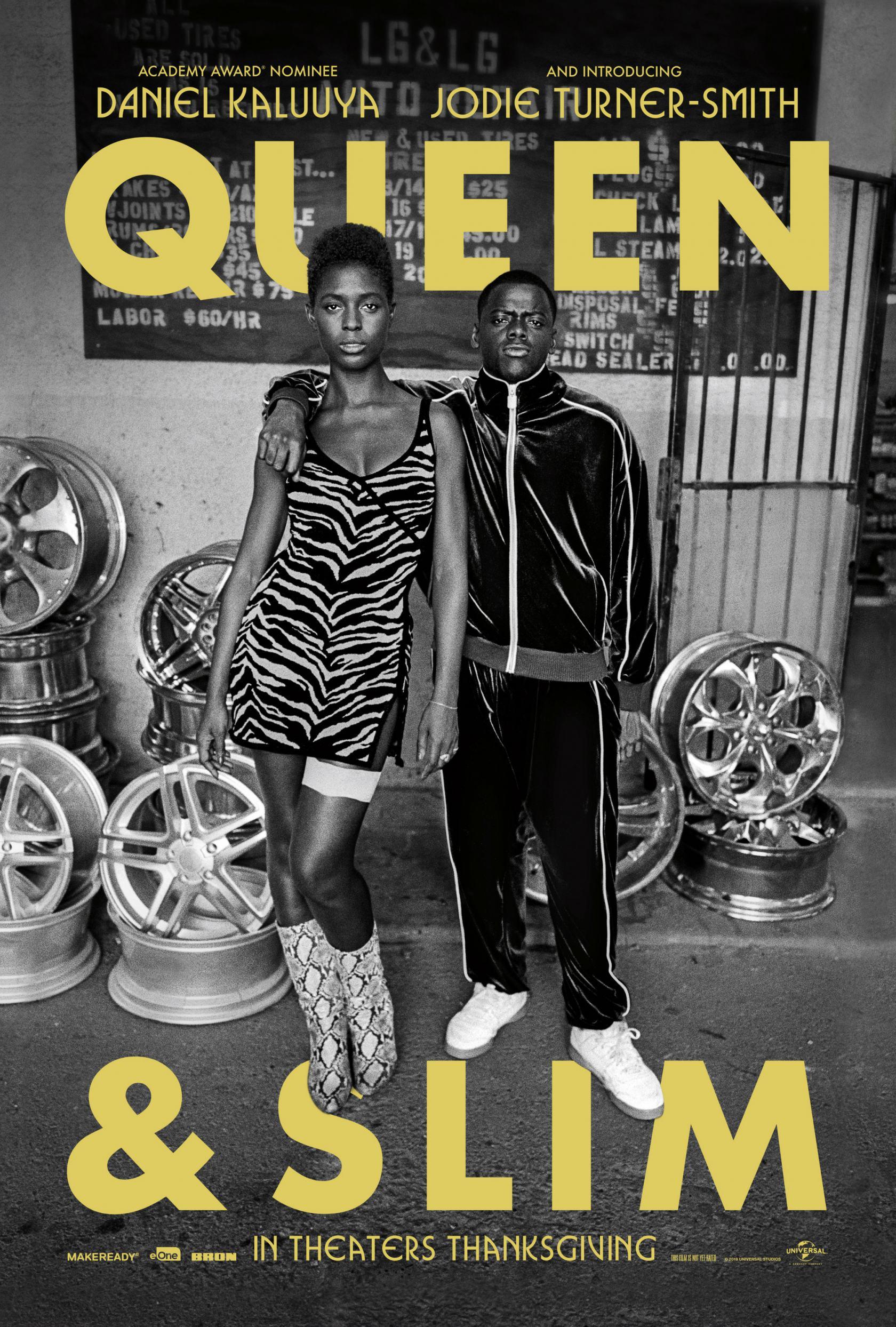 Queen & Slim Poster #1