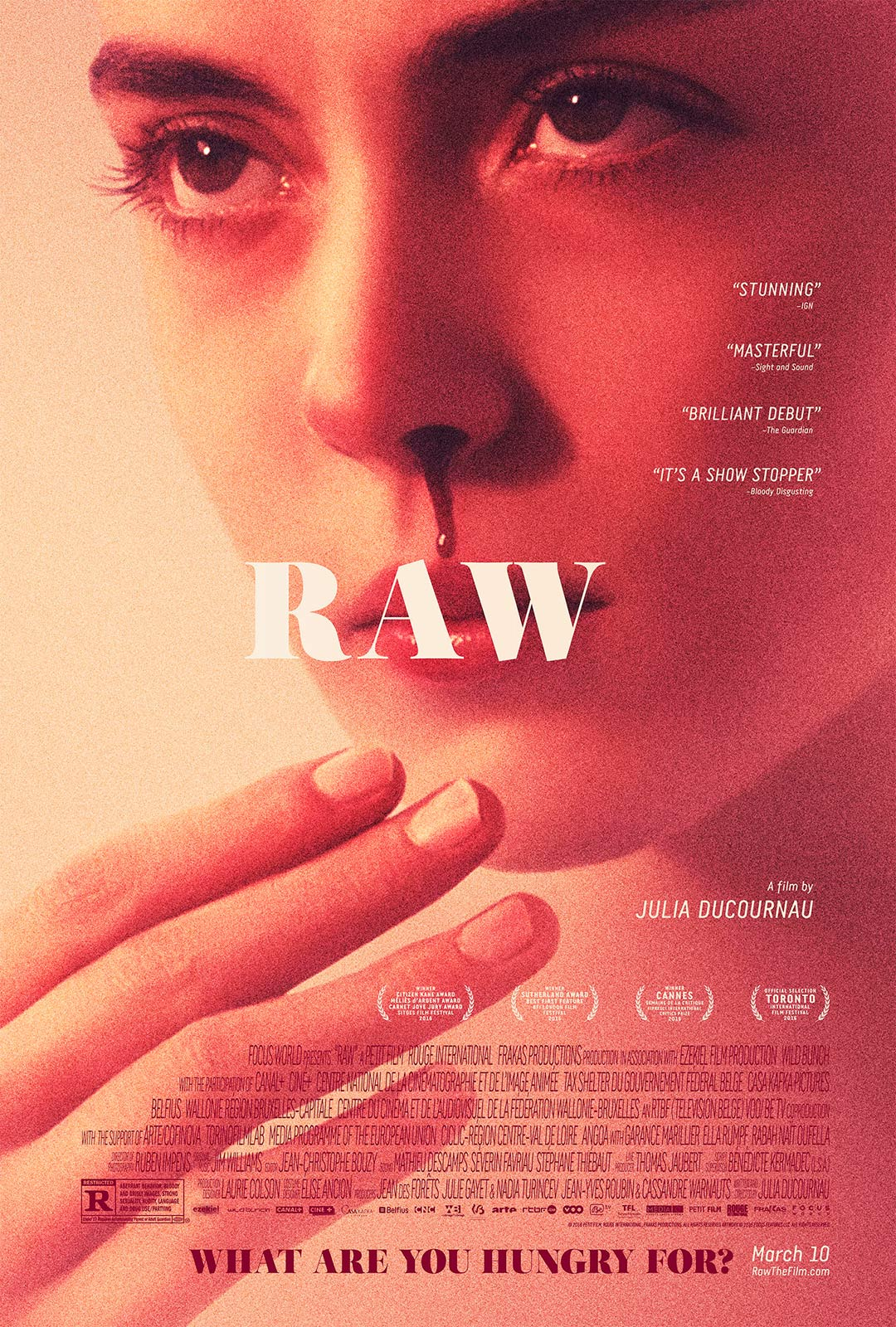 Raw Poster #1