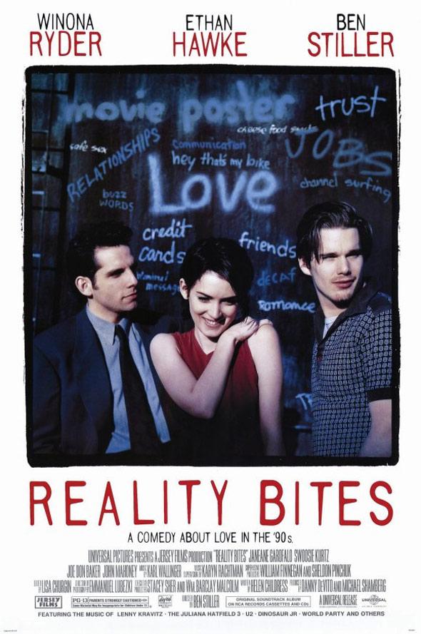 Reality Bites Poster #1