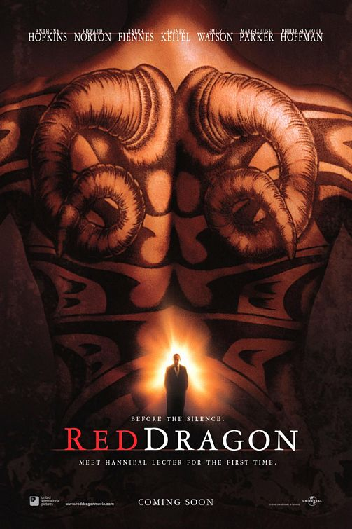 Red Dragon Poster #1