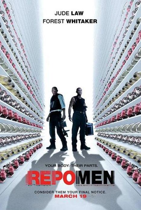 Repo Men Poster #17