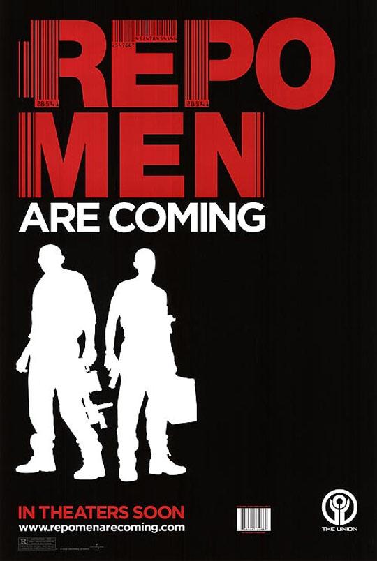 Repo Men Poster #8