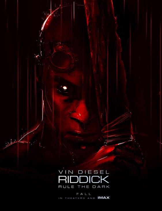 Riddick Poster #2