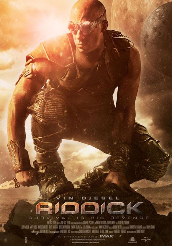 Riddick Poster #4