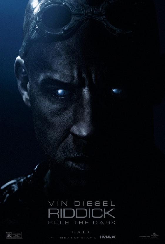 Riddick Poster #1