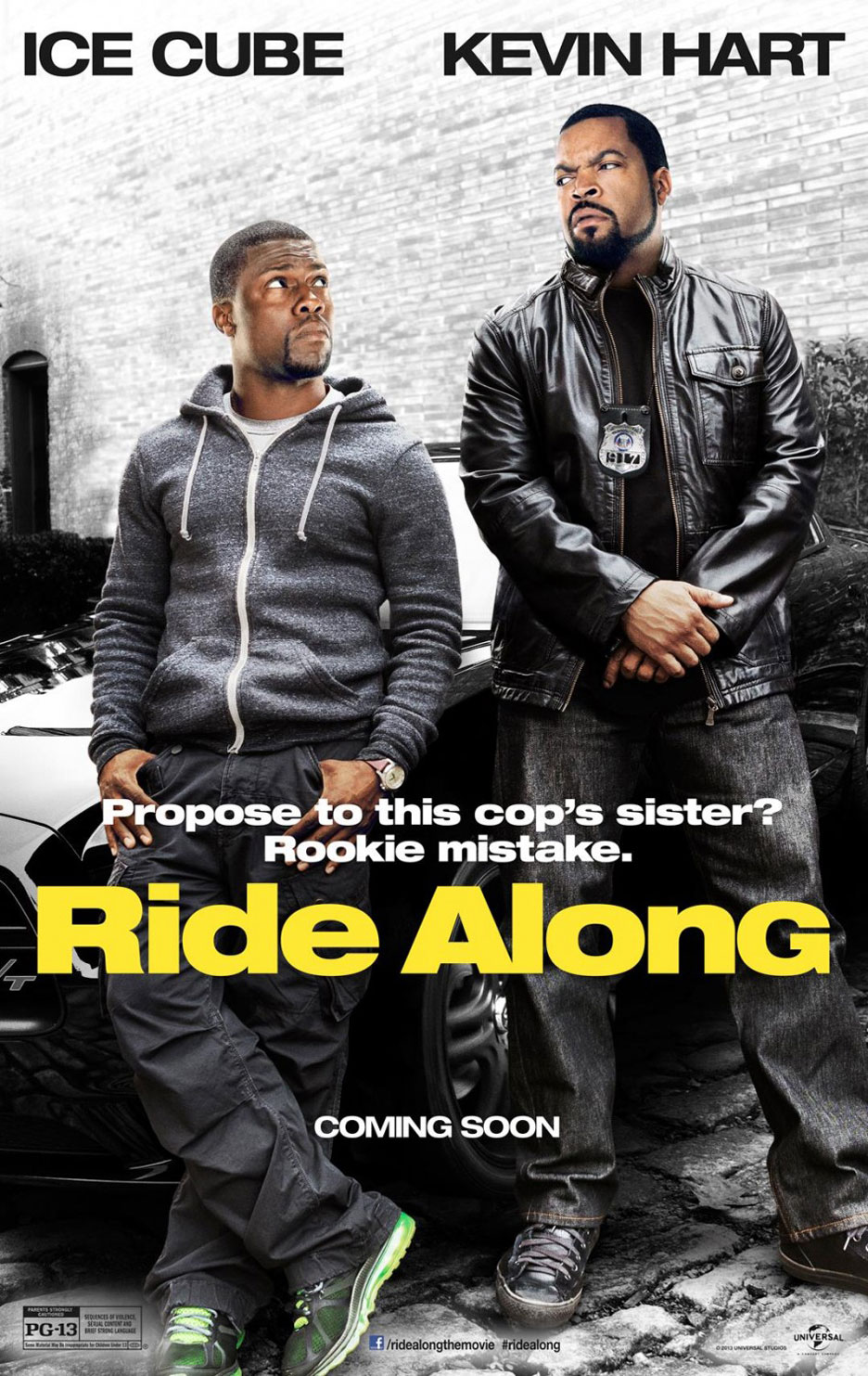 Ride Along Poster #1