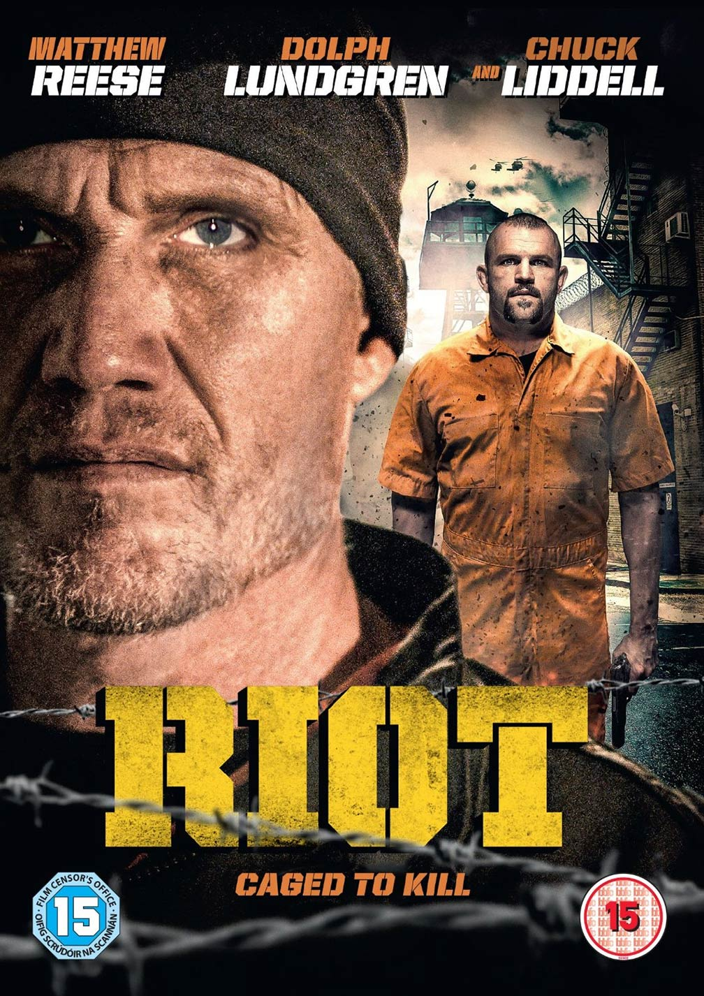 Riot Poster #1
