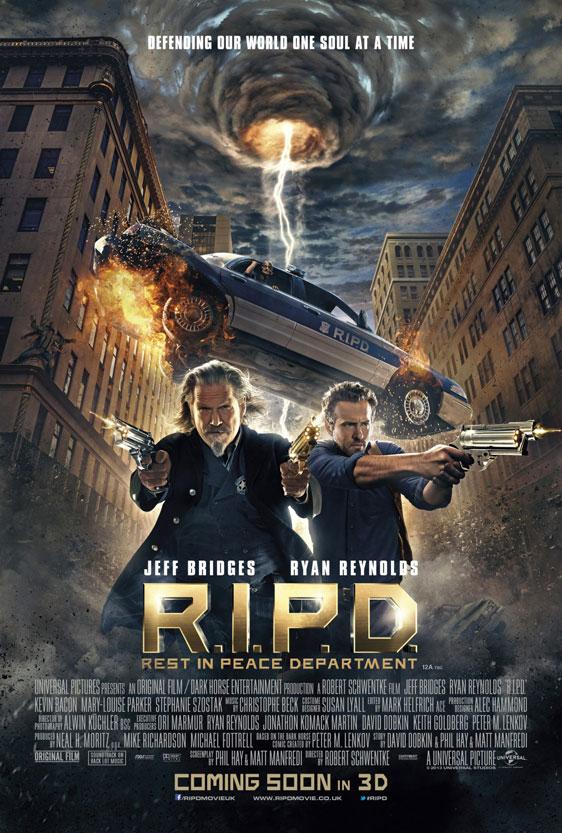 R.I.P.D. Poster #2