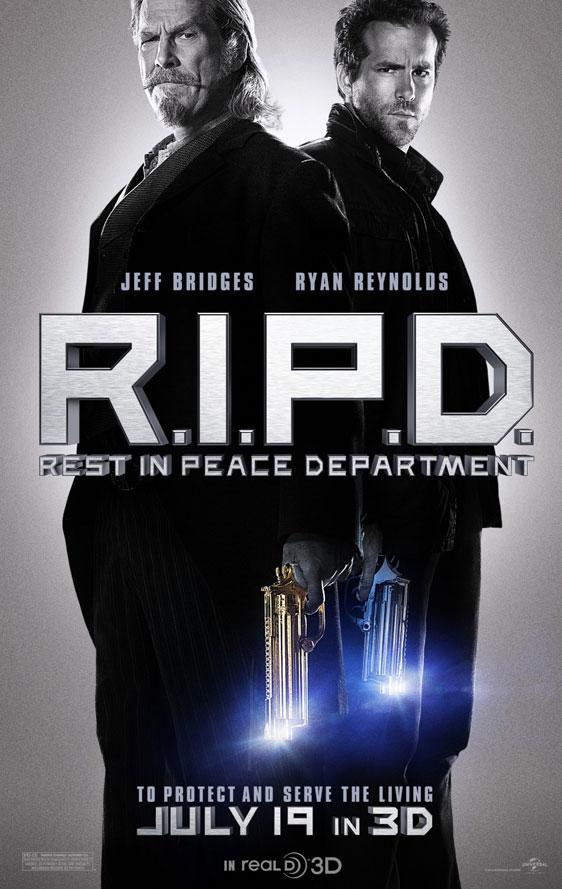 R.I.P.D. Poster #1