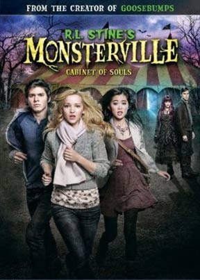 R.L. Stine's Monsterville: The Cabinet of Souls Poster #1