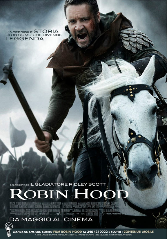 Robin Hood Poster #3