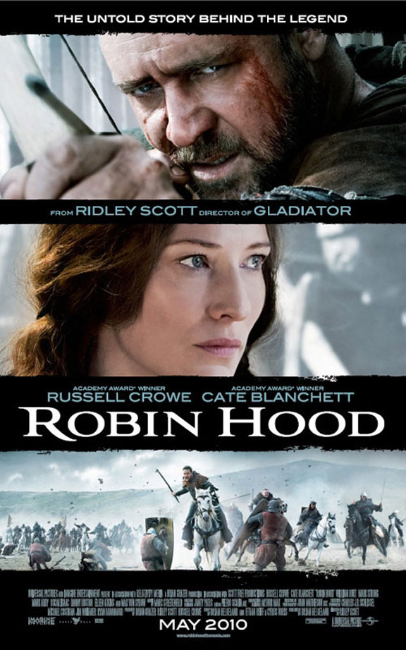 Robin Hood Poster #4