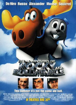 The Adventures of Rocky & Bullwinkle Poster #1