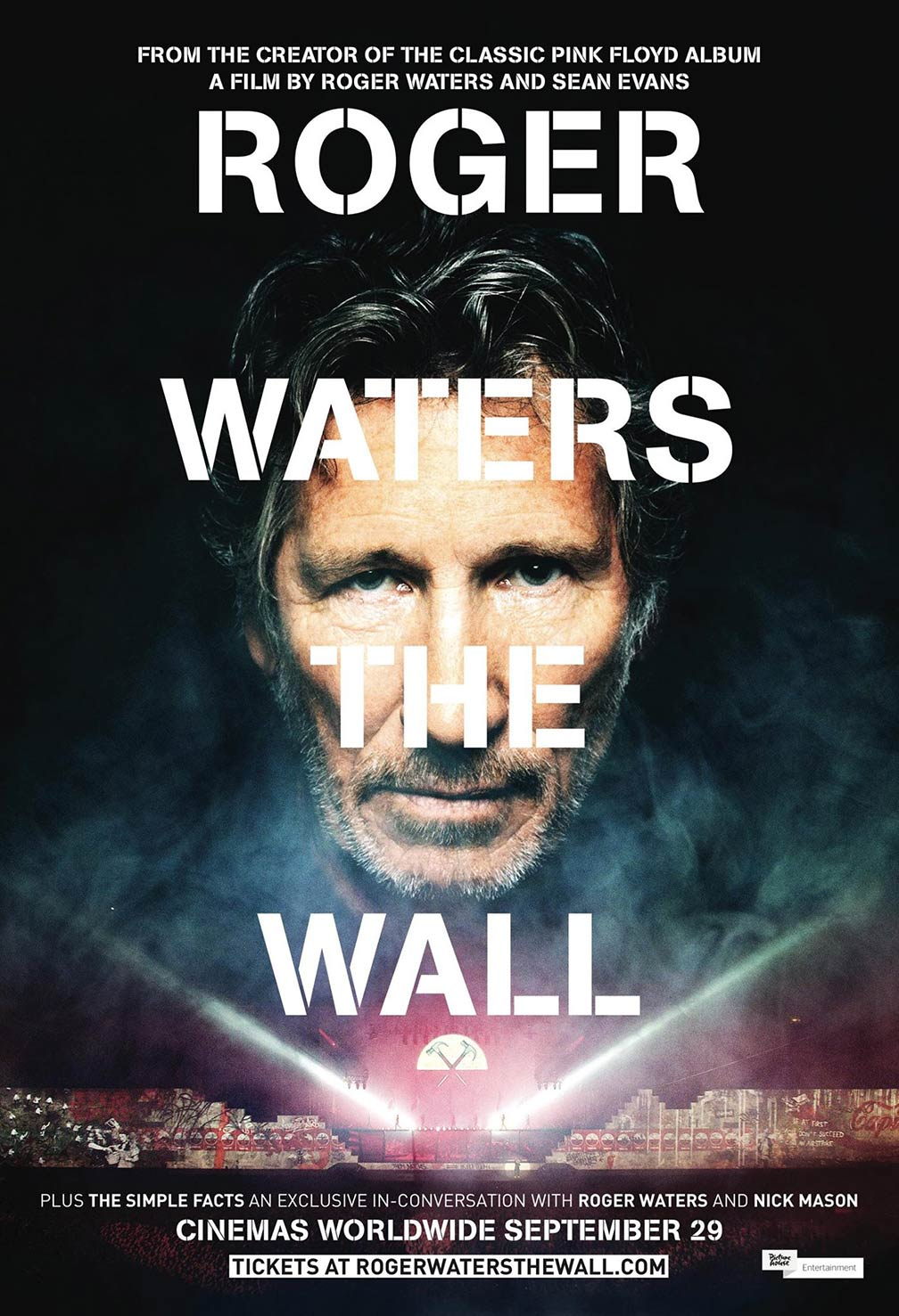 Roger Waters The Wall Poster #1