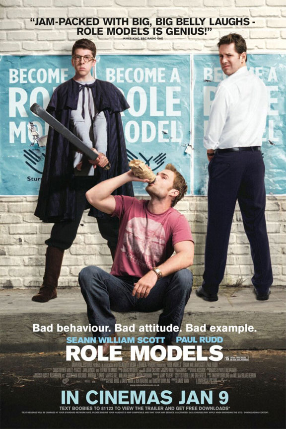 Role Models Poster #2