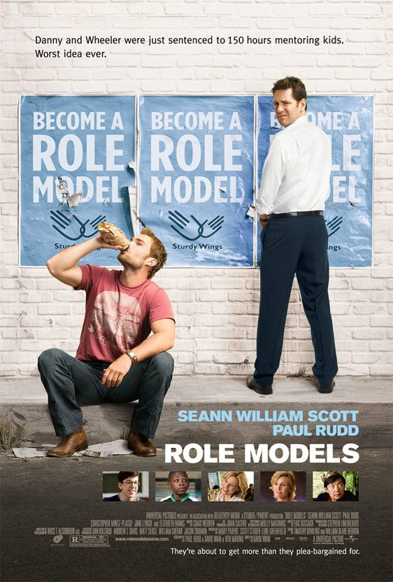 Role Models Poster #1