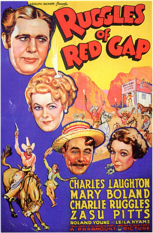 Ruggles of Red Gap Poster #1