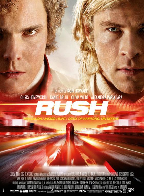 Poster Rush 2013 Full English Movie Download 350MB 480p