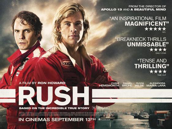 Rush Poster #9