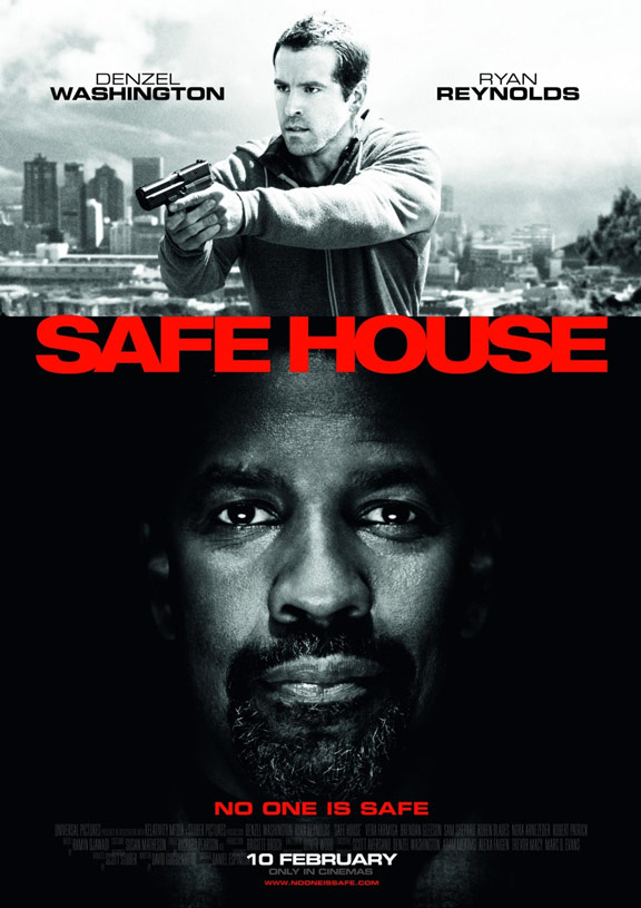 Safe House Poster #2