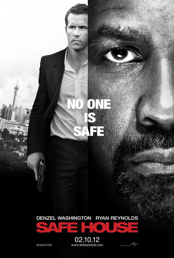 Safe House Poster #3