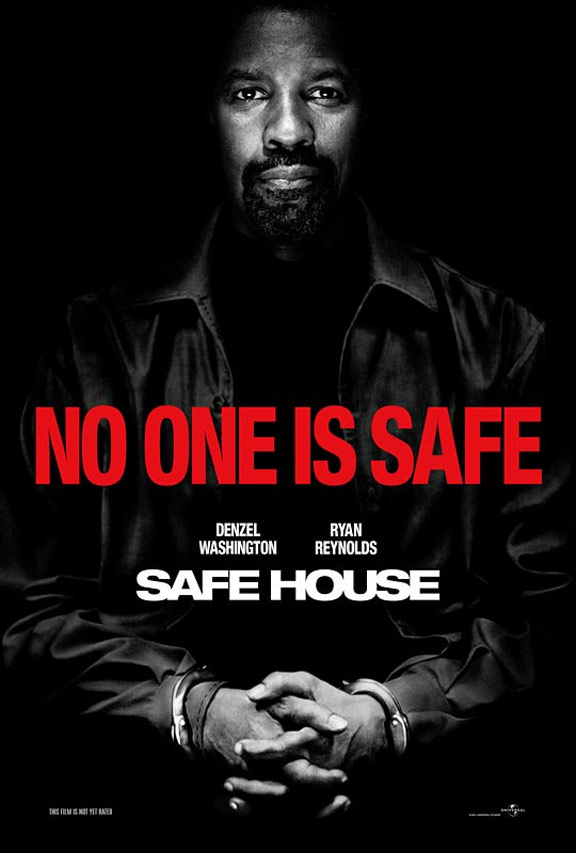 Safe House Poster #1