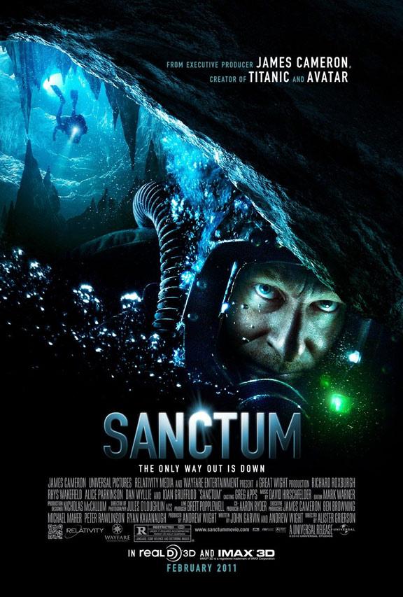 Sanctum Poster #1