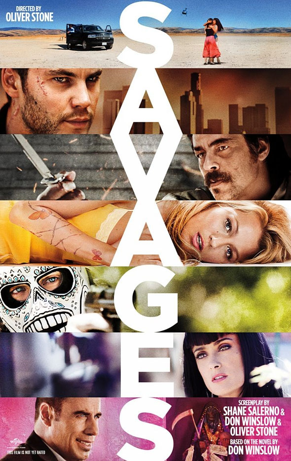 Savages Poster #1