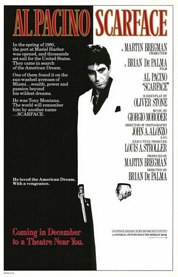 Scarface Poster #1
