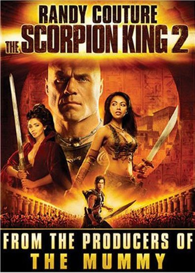 The Scorpion King 2: Rise of a Warrior Poster #1